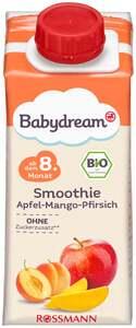 Babydream Bio Smoothie Apfel-Mango-Pfirsich