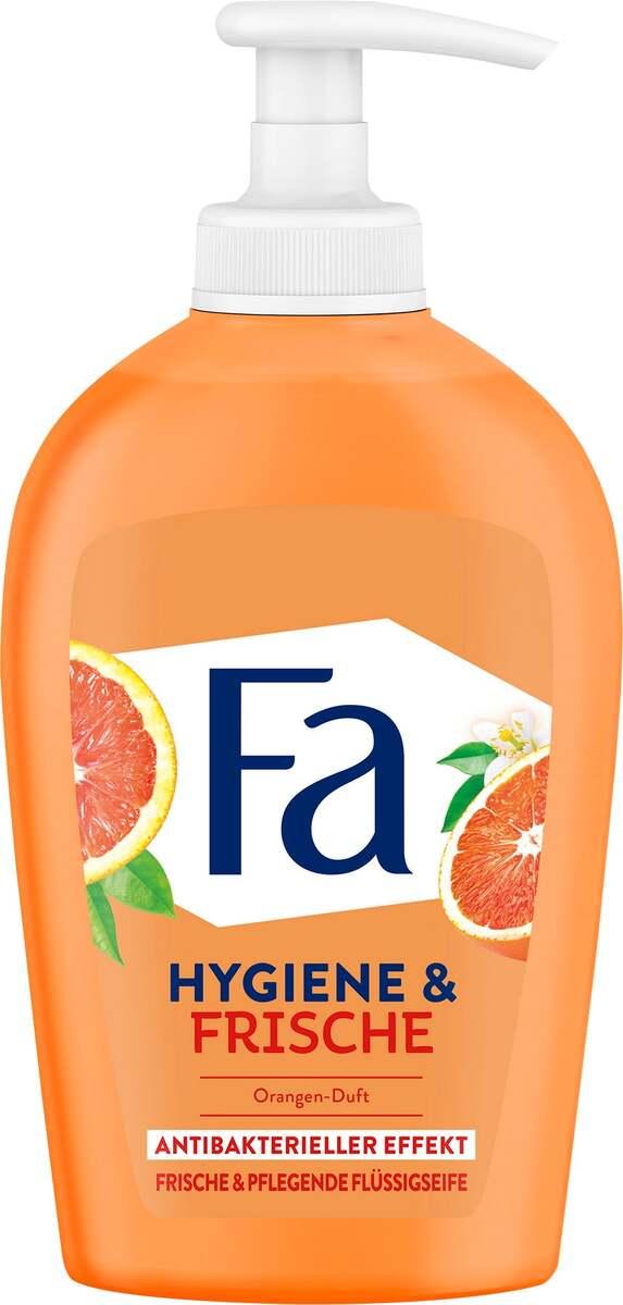 Bild 1 von Fa Hygiene & Frische Flüssigseife Orange