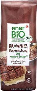 enerBiO Brownies Backmischung