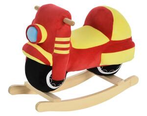HOMCOM Kinder Schaukelwippe Motorrad