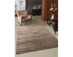 Teppich Topas ca. 60 x 110 cm braun