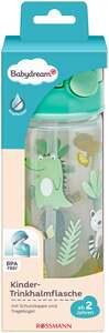 Babydream Kinder-Trinkhalmflasche grün