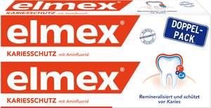 elmex Kariesschutz Zahnpasta Doppelpack