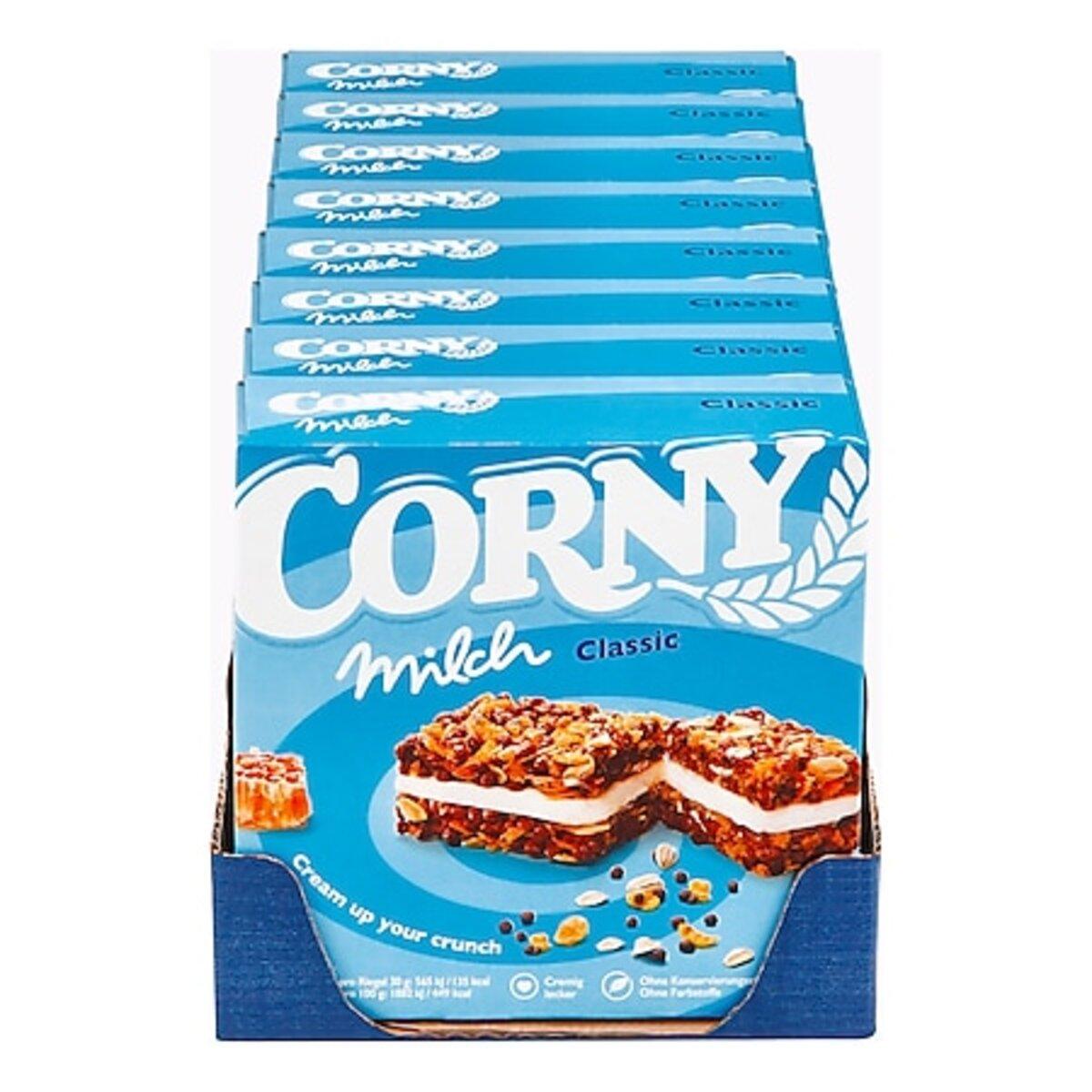 Bild 1 von Corny Milch Classic 4 x 30 g / 120 g, 8er Pack