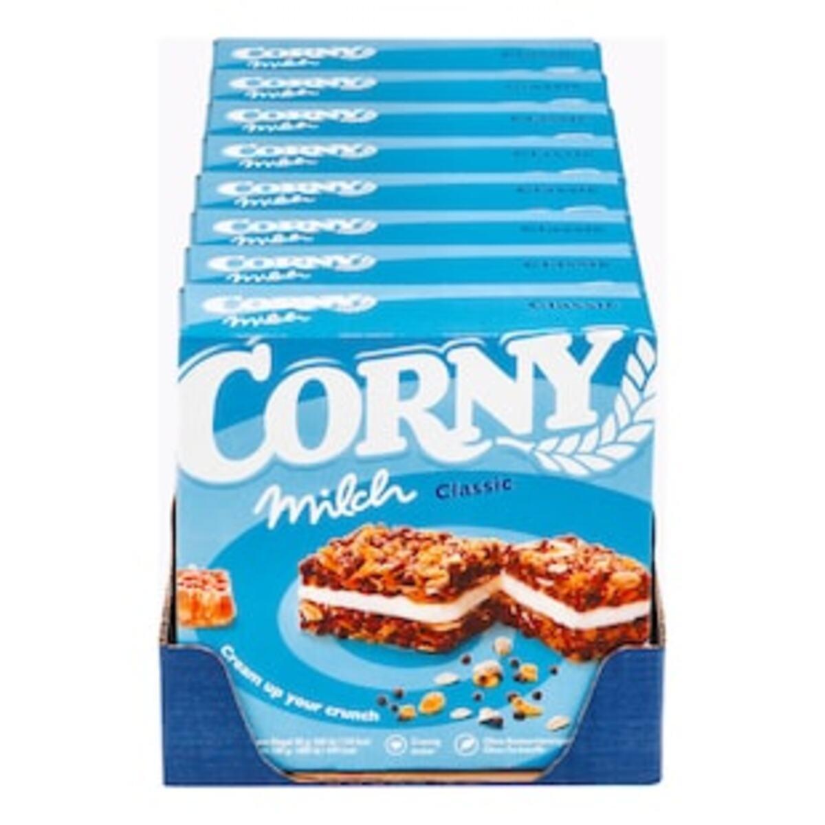 Bild 2 von Corny Milch Classic 4 x 30 g / 120 g, 8er Pack
