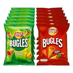Lays Bugles 95 g, verschiedene Sorten, 12er Pack