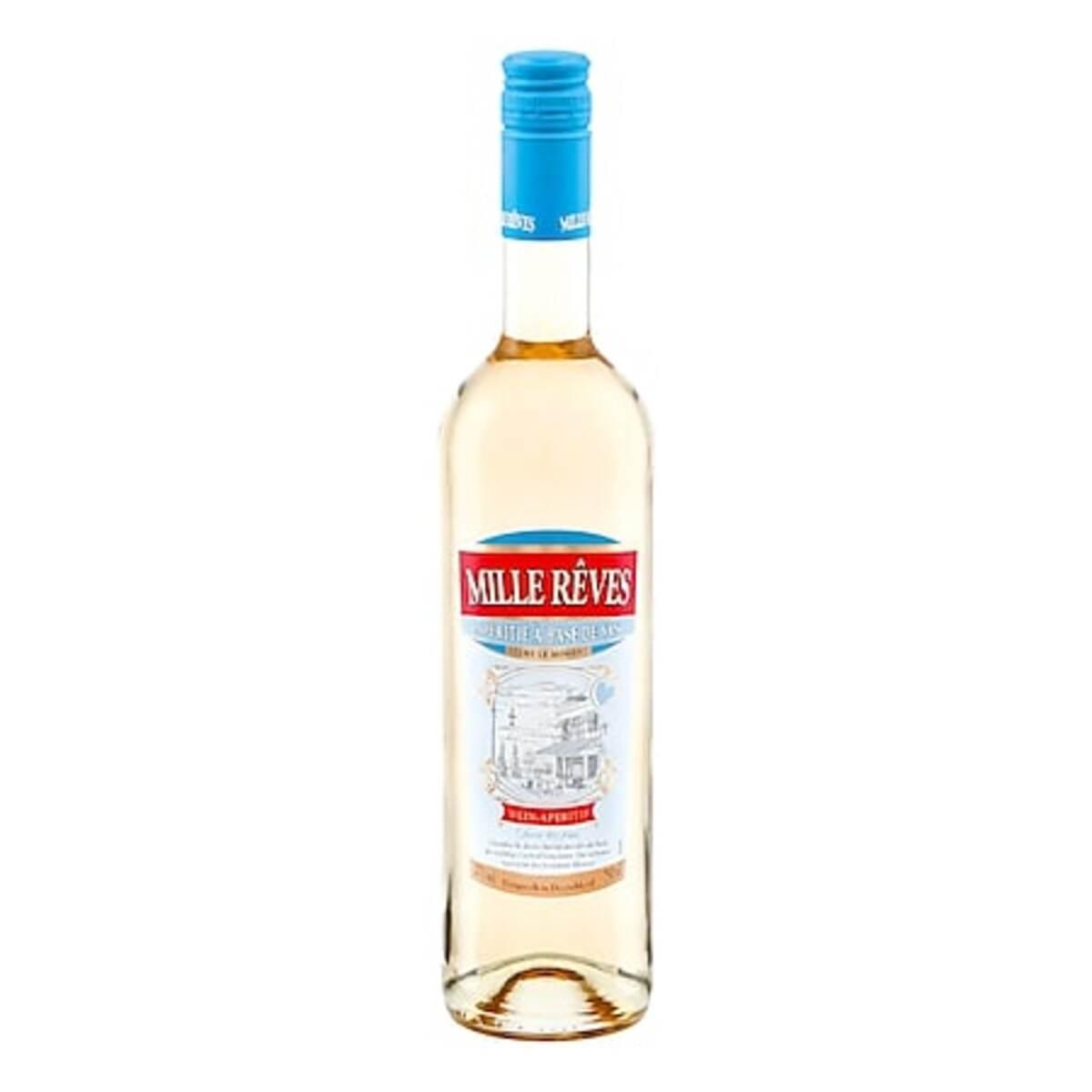 Bild 1 von Mille Reves blanc Aperitif 17,0 % vol 0,75 Liter
