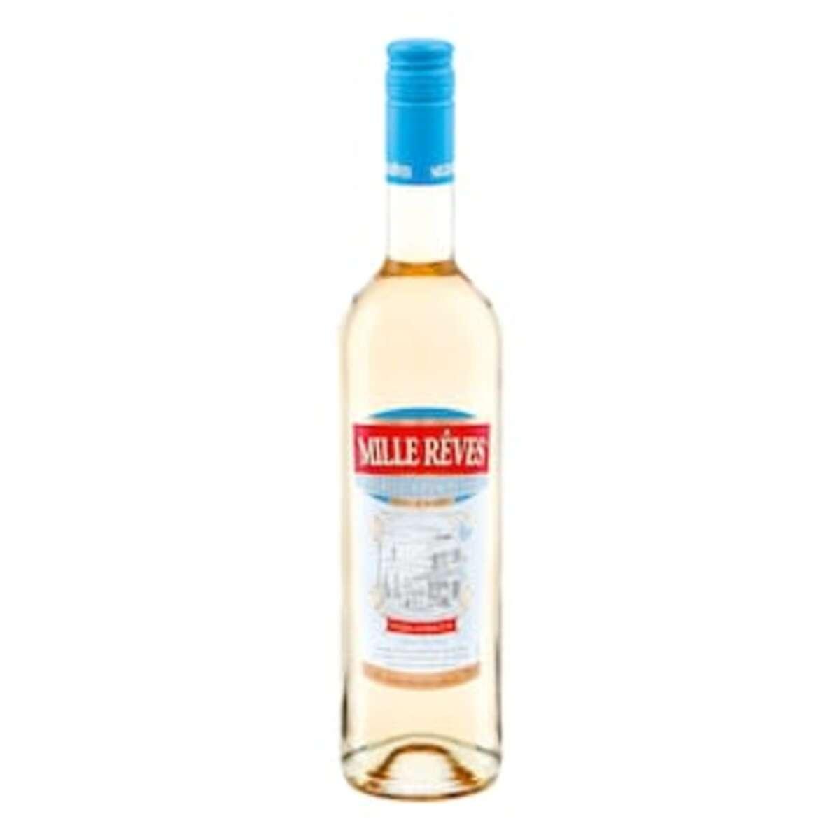 Bild 2 von Mille Reves blanc Aperitif 17,0 % vol 0,75 Liter
