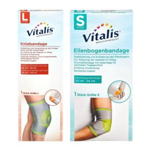 VITALIS     Ellenbogen- / Kniebandage
