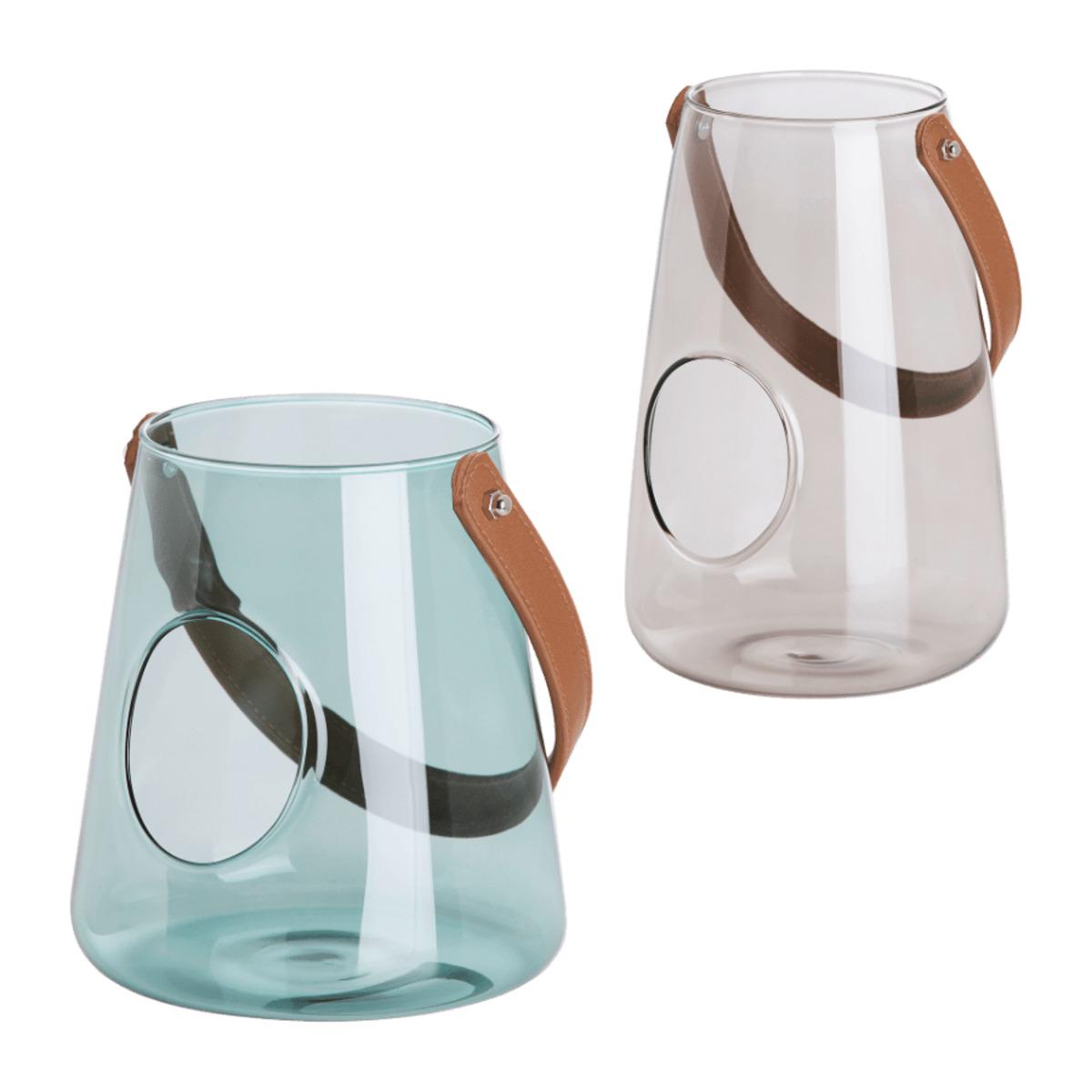 Bild 1 von LIVING ART     Glaswindlicht mit Henkel