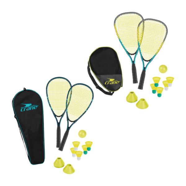 CRANE     Turbo-Badminton-Set