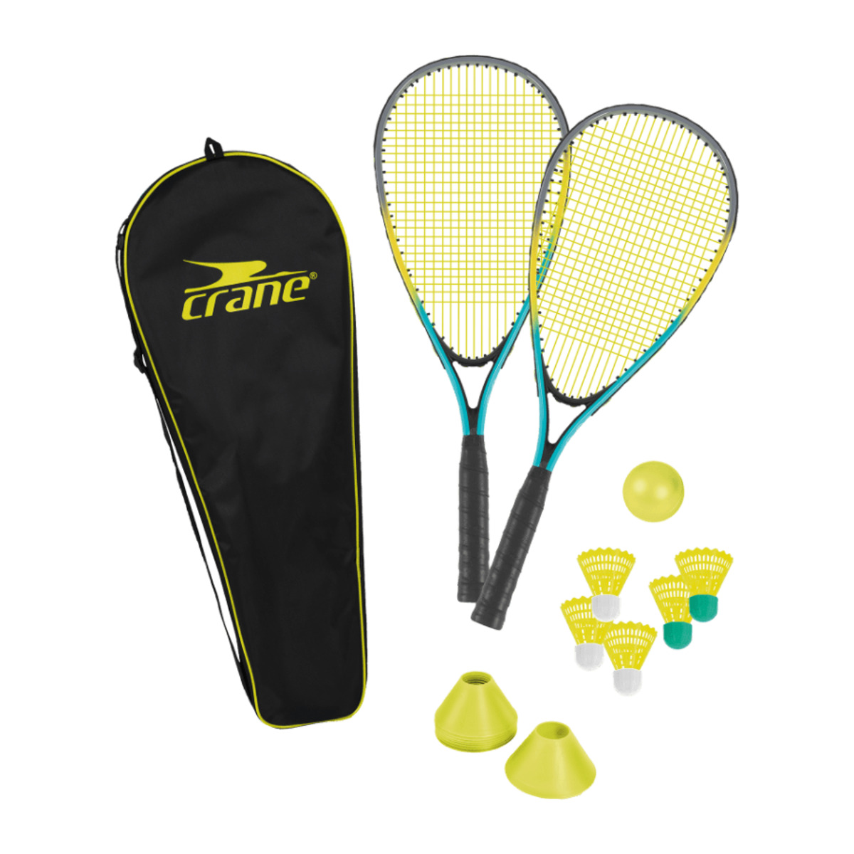 Bild 2 von CRANE     Turbo-Badminton-Set
