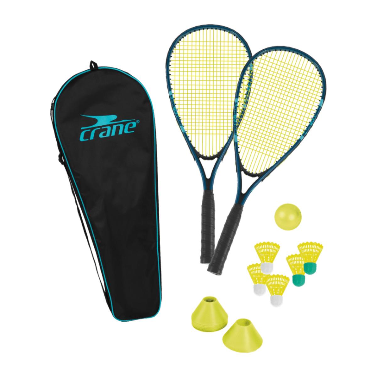 Bild 3 von CRANE     Turbo-Badminton-Set