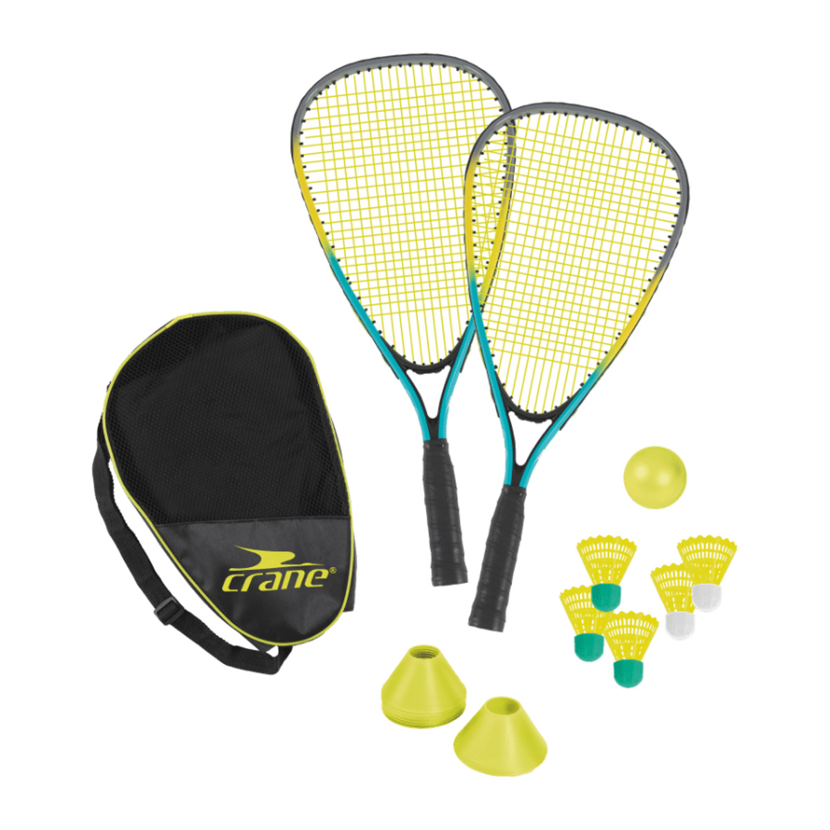 Bild 4 von CRANE     Turbo-Badminton-Set