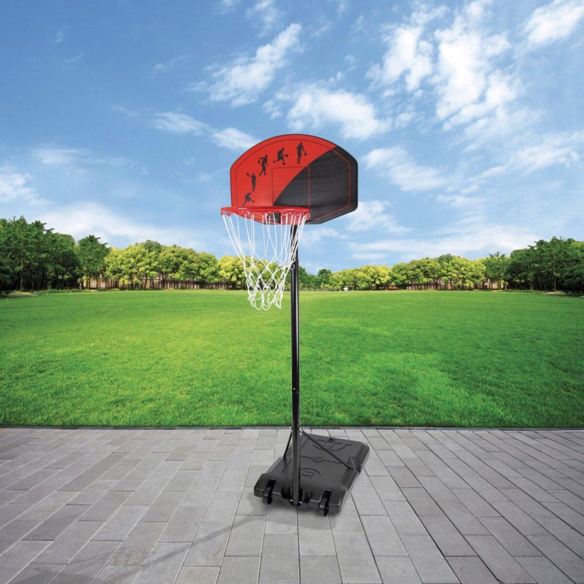 Bild 2 von CRANE     Basketballkorb mit Ständer