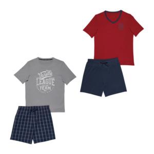 ENRICO MORI     Shorty-Pyjama