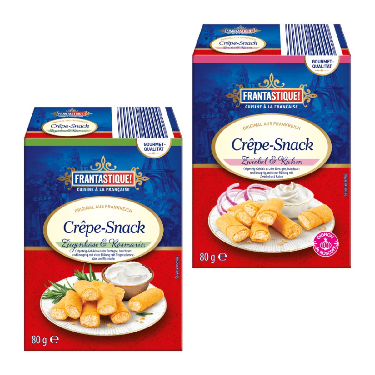 Bild 1 von FRANTASTIQUE!     Crêpe-Snack