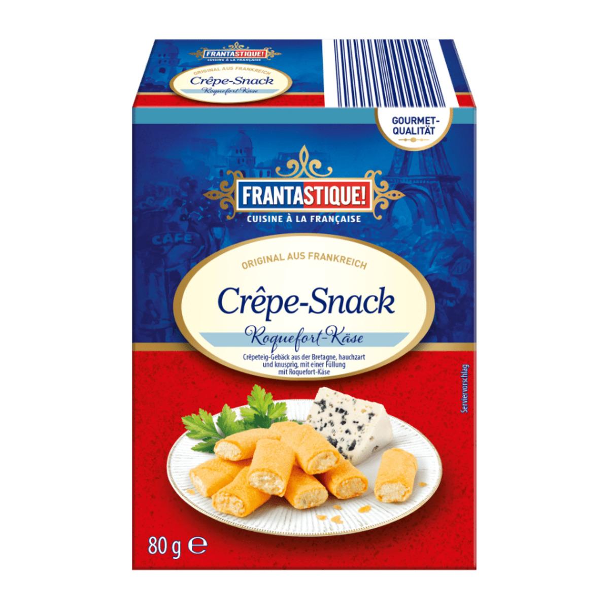 Bild 2 von FRANTASTIQUE!     Crêpe-Snack