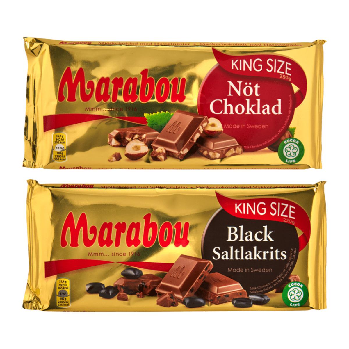 Bild 1 von MARABOU     Schokoladentafel