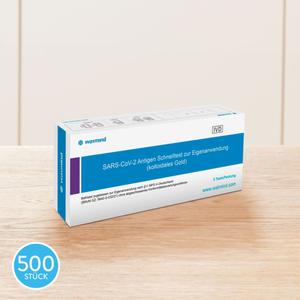 SARS-CoV-2-Antigen-Lolli-Schnelltest, 500 Stk.