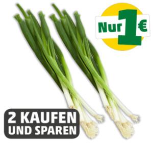 MARKTLIEBE Deutsche Lauchzwiebeln