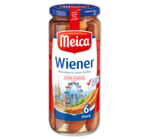MEICA Wiener Würstchen