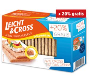 LEICHT & CROSS Knusperbrot