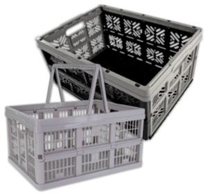 KEEEPER Klappbox oder Einkaufskorb
