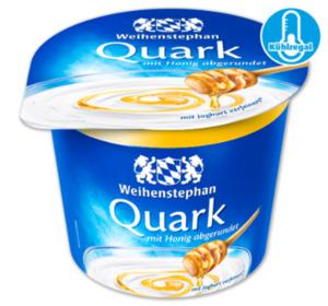 WEIHENSTEPHAN Frischer Quark* oder Fruchtquark