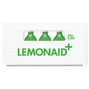 Lemonaid Limette Bio 20x0,33l