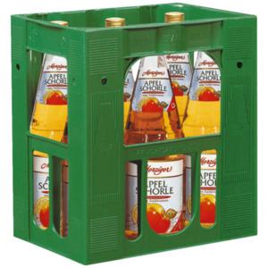 Merziger Apfelschorle 6x1l
