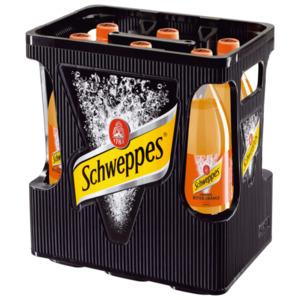 Schweppes Bitter Orange 6x1l
