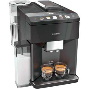 Siemens Kaffeevollautomat integral extraKlasse TQ505DF9 EQ.500 schwarz