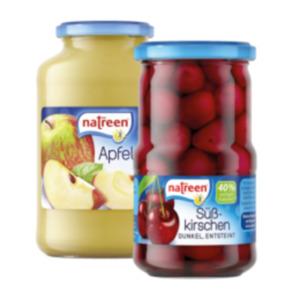 Natreen Süßkirschen oder Apfelmus