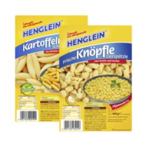 Henglein Eierspätzle, Knöpfle, Gnocchi oder Schupfnudeln