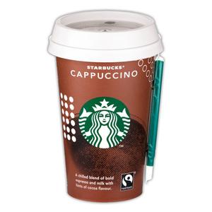 Starbucks Kaffeegetränk