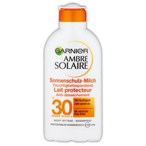 Garnier Ambre Solaire Sonnenschutz-Milch LSF 30