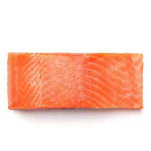 GOLDEN SEAFOOD Norwegische Lachsfiletportionen 1 kg