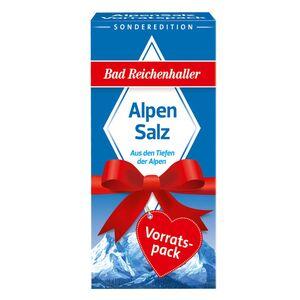 Bad Reichenhaller Alpen Salz 1 kg
