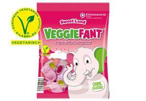 Vegetarisches Fruchtgummi
