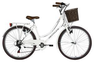 Citybike Stowage Weiß 26 Zoll RH 44cm