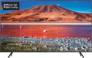 Samsung 4K Ultra HD LED TV 146 cm (58 Zoll) GU58TU7199 Triple Tuner, Smart TV, HDR10+