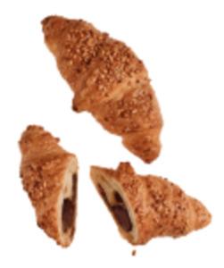 Nuss-Nougat- Croissant