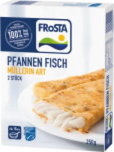 Frosta Pfannen- oder Backofen-Fisch