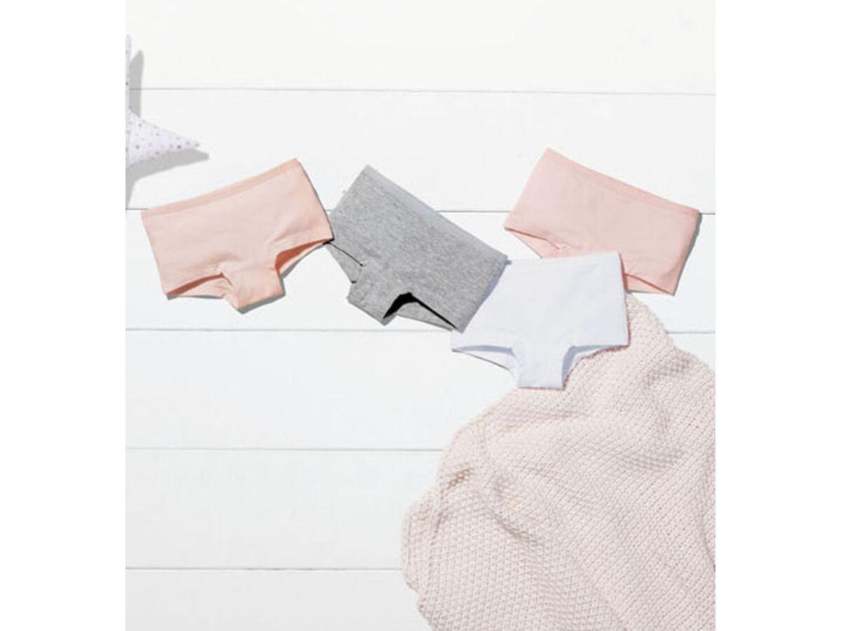 Bild 2 von LUPILU® Kleinkinder Panties Mädchen, 4 Stück