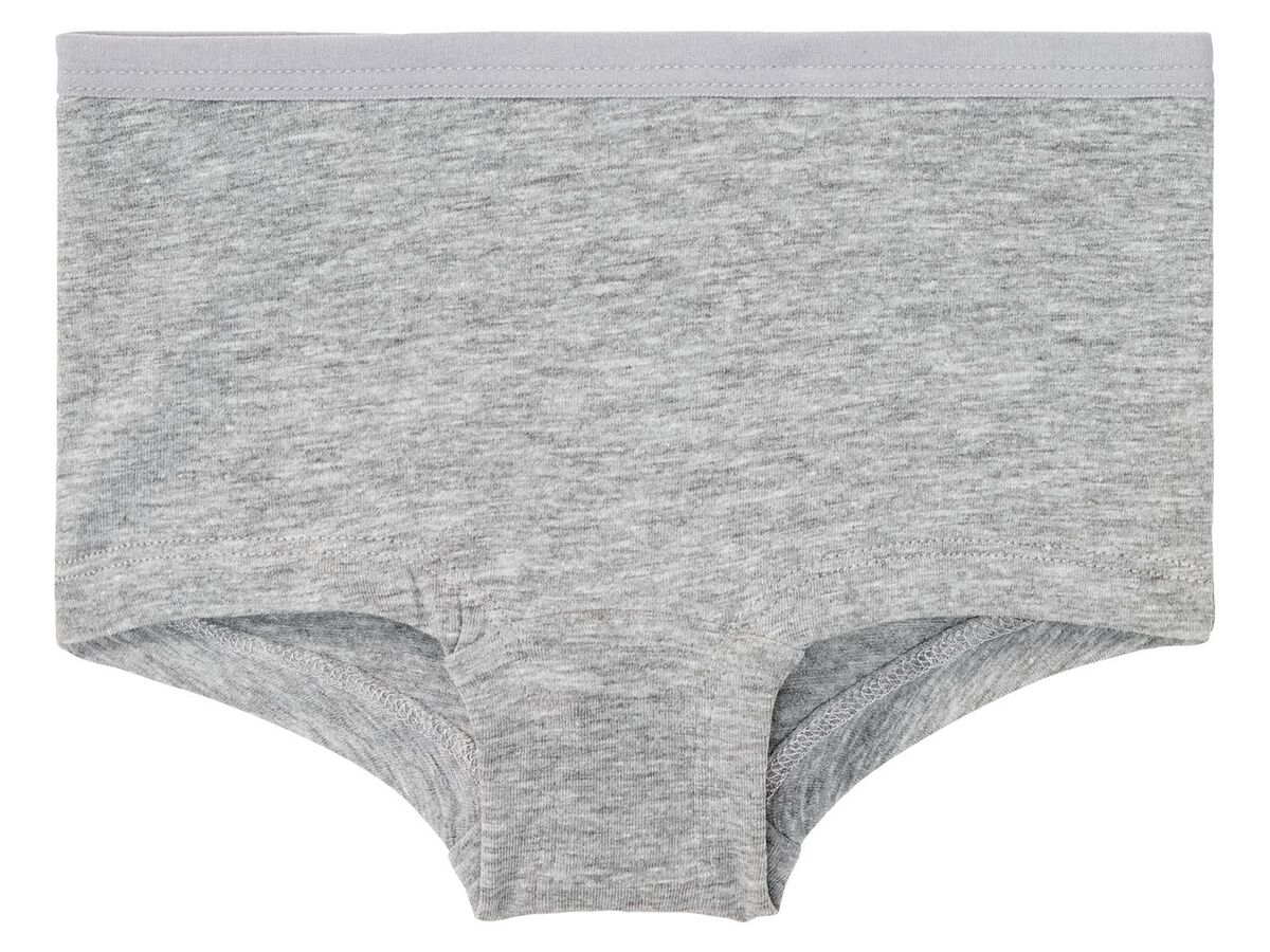 Bild 5 von LUPILU® Kleinkinder Panties Mädchen, 4 Stück