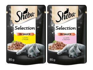 Sheba Selection Katzennahrung