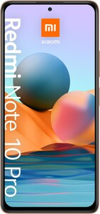 Redmi Note 10 Pro (6GB+128GB) Smartphone gradient bronze