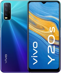 Y20s (V2027) Smartphone nebula blue