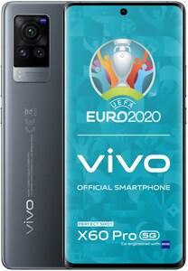 X60 Pro (V2046) Smartphone midnight black